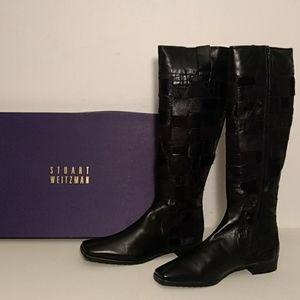 Stuart Weitzman Aviatrix Boots